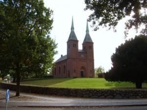 ordrup kirke