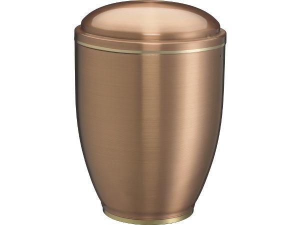 Kobber urne