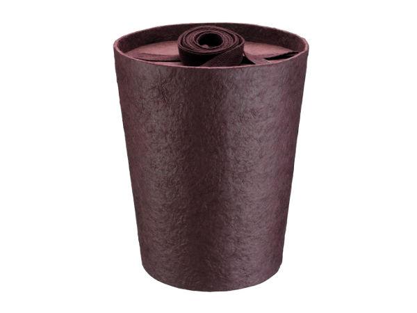 Lokta urnen er håndlavet af syrefrit 100% nedbrydeligt loktapapir.