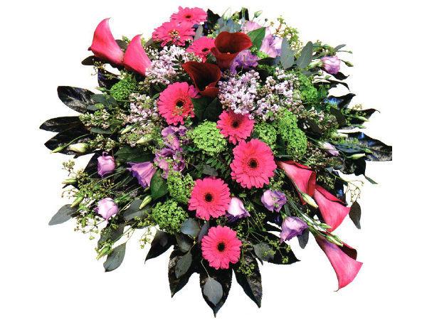 blomsterbuket 2 - bårebuket