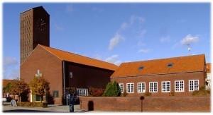 Christianskirken betjenes af Den Fri Bedemand lyngby