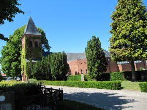 Hillerød Kirke den fri bedemand