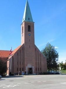 helleruplund kirke