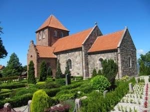 lille lyngby kirke - billeder fra kirken