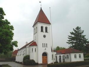 rungsted kirke den fri bedemand baggrund