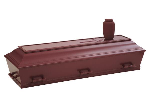 Kiste type 15 fås i mange farver - med og uden urne, og i ekstra stor størrelse