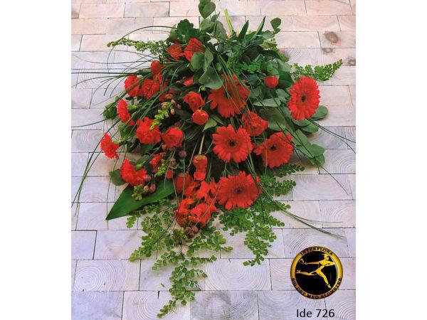 blomsterbuket 4 - bårebuket