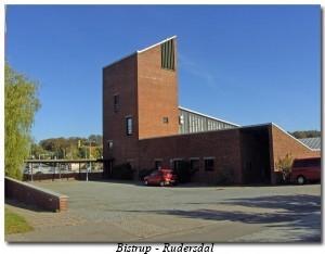 Birstrup kirke borgerlig bisættelse